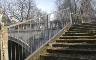 Kovinske ograje