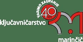 Ključavničarstvo Marinčič Logo